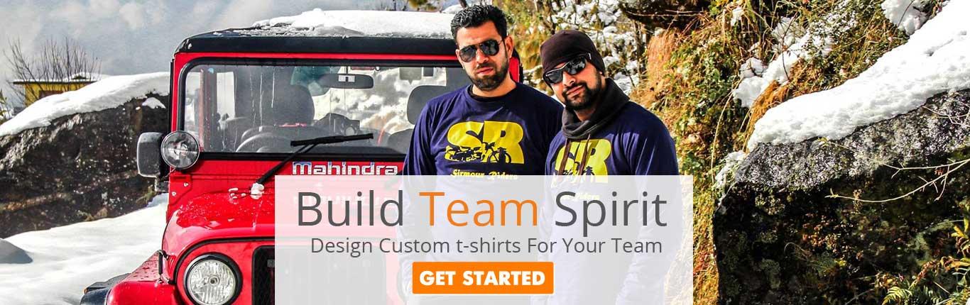 Custom Hoodies for Team