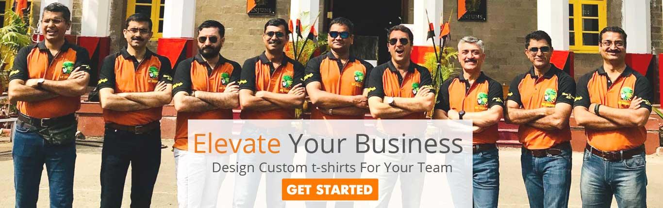 Custom Polo Shirts for Team