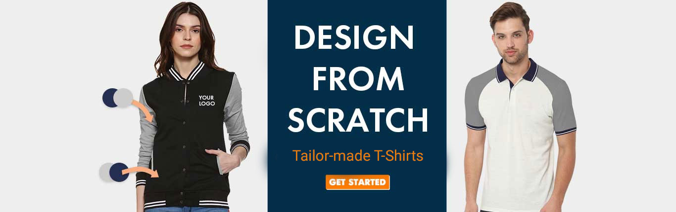 Design apparel from Scratch