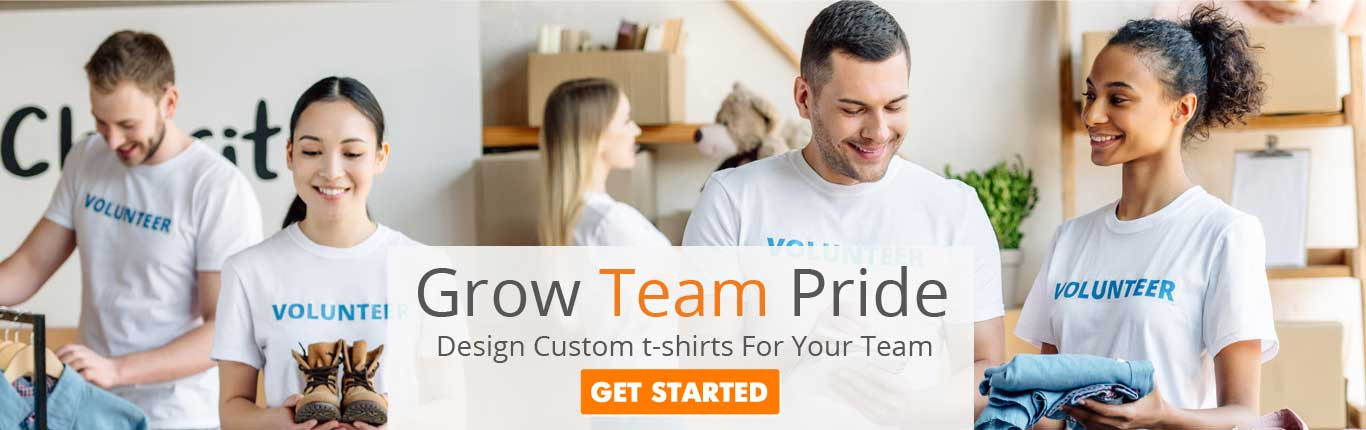 Team Custom T-Shirts